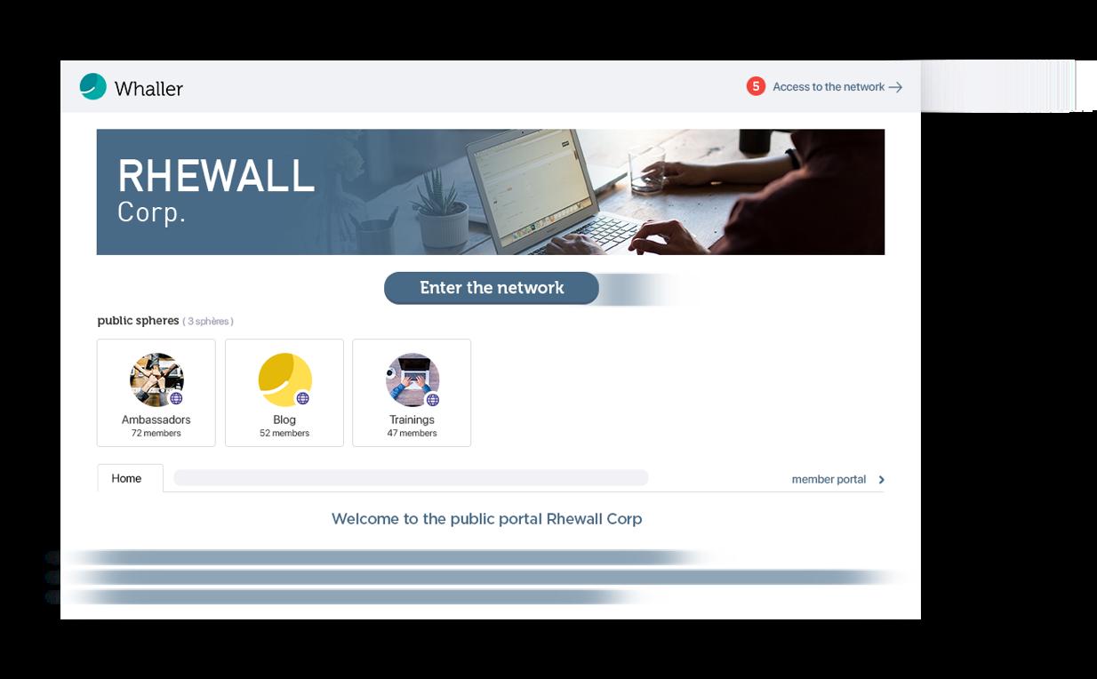 Public portal Image