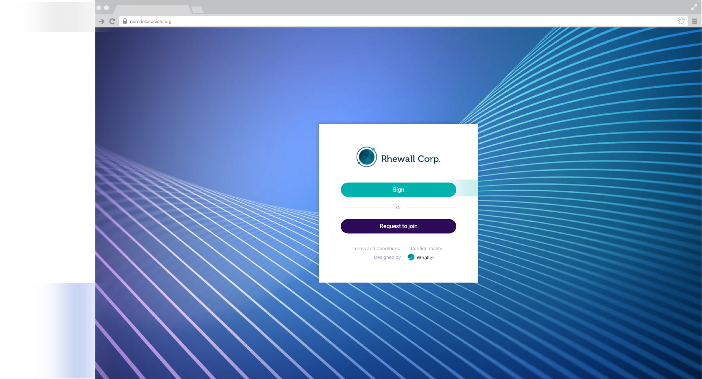 A 100% personalized platform Image